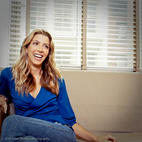 Sara Blakely, creator and founder of SPANX